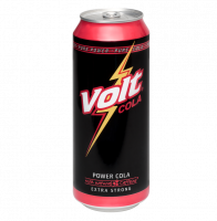 VOLT Power Cola | 24 x 0,5L