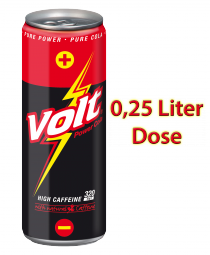 VOLT Power Cola | 24 x 0,25L