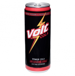 VOLT Power Cola | 72 x 0,33L