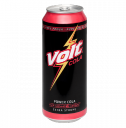 VOLT Power Cola | 48 x 0,5L