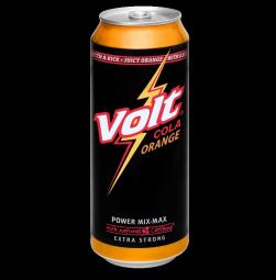 VOLT Power Mix-Max (Cola-Orange-Mix) | 48 x 0,5L