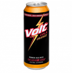 VOLT Power Mix-Max (Cola-Orange-Mix) | 24 x 0,5L