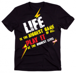 "Volt Power Shirt "" Life"""